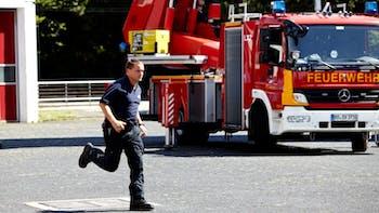 rockwool forum, education, seminar, program, fire, fire fighter, fire safety, brandschutz in der haustechnik, germany