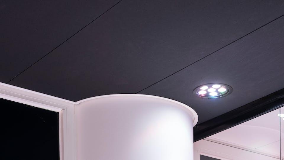 Akustikloft: Rockfon Color-all®, X, 1600 x 600
