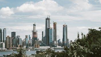 New York City, Hudson Yards, skyscrapers, tall buildings,