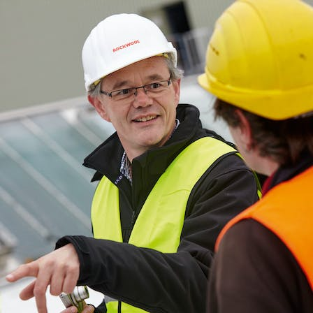 andreas gebing, construction site, buidling site, consultancy, flachdach broschüre, germany