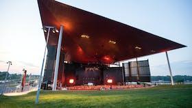 Amphitheatre Case Study 2, concert, public, event, music, acoustics, outdoor