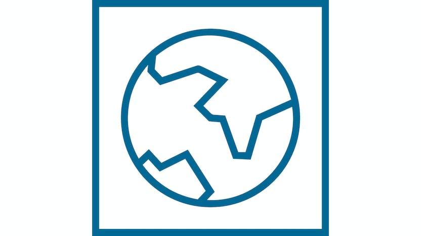 icon, rockfon, sustainability, carbon footprint