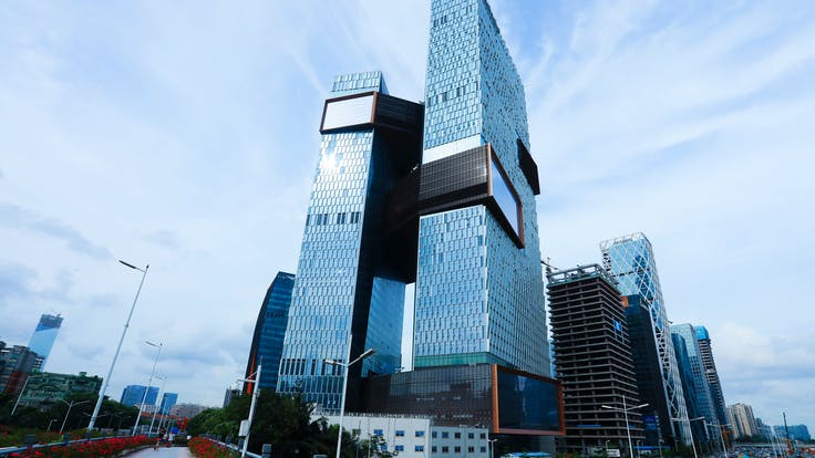 Case Study, Tencent Seafront Towers