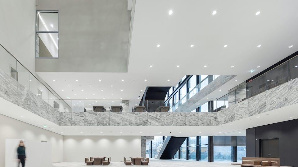 Acoustic ceiling solution: Rockfon® Mono® Acoustic, TE