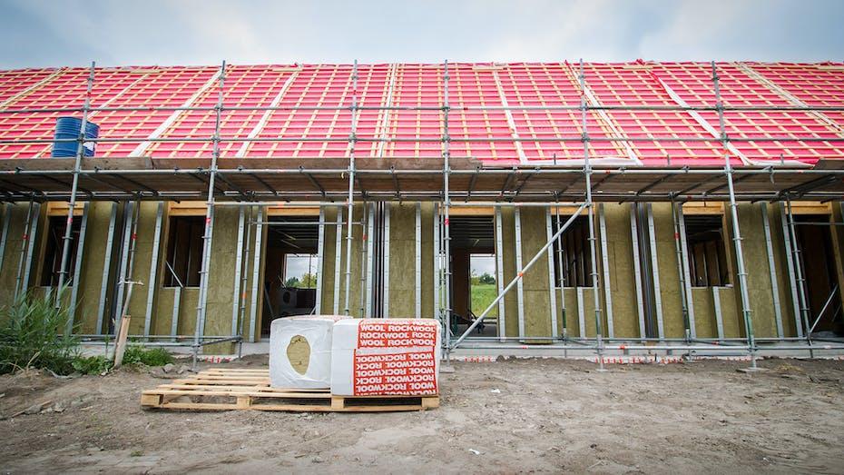 Rockzero Bouwsystemen, Tolhuizen project, fase 1