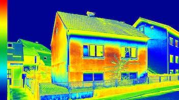 website image, thermal camera image