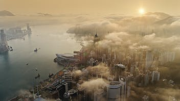 air pollution, city in smog, top5 prevention methods, knowledge hub, clean air