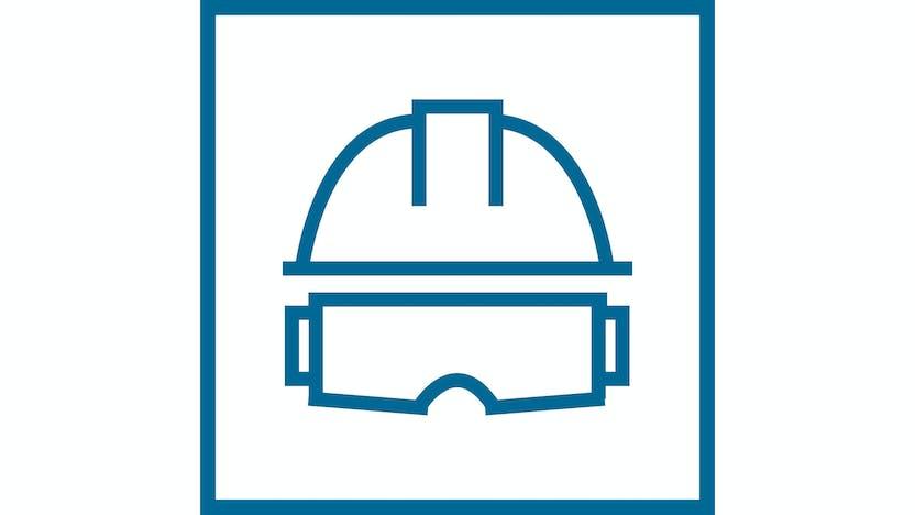 icon, rockfon, sustainability, health and safety