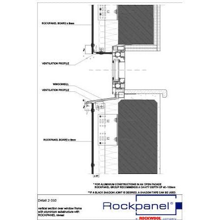 Rockpanel CAD Drawings UK