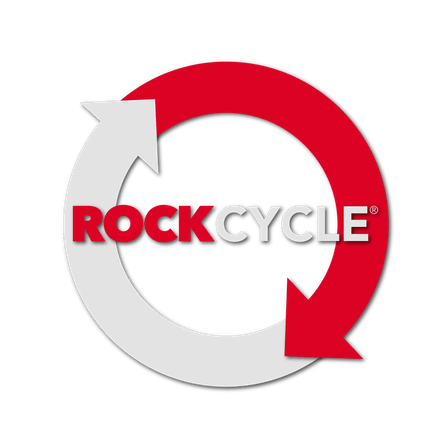 logo, rockcycle, Abfallrücknahme Rockcycle, recycling, germany