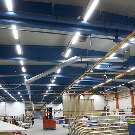 parafon, tiles, buller mesh, project, manufacturing, industry, gotenehus