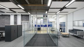 North Tyneside Council Offices, UK - Renovation.  Architect: Ainsworth Spark Associates.  Installer: KD Building Solutions.