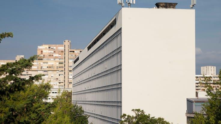 Renovation project Croatia - reference  OB Križine, Split