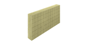 Rockvent Solid, Product, GBI, ventilated facades, insulation, slab, stonewool