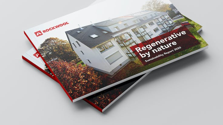 Sustainability Report 2020 Cover