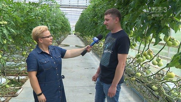 Poland TV reportage