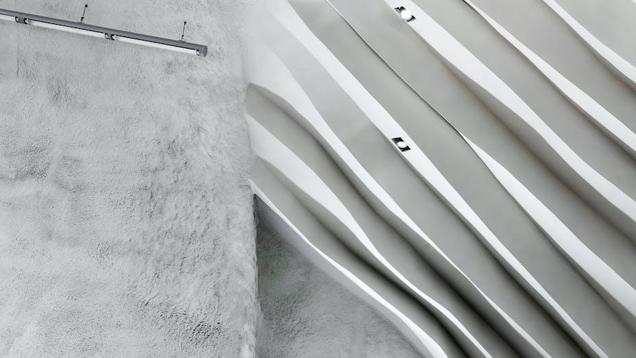 SE, Stockholm Station, Leisure, Metro station, Rockfon Mono Acoustic, TE, product illustration