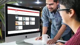 rockcommerce, webshop, hero image, germany, online shop, monitor, computer