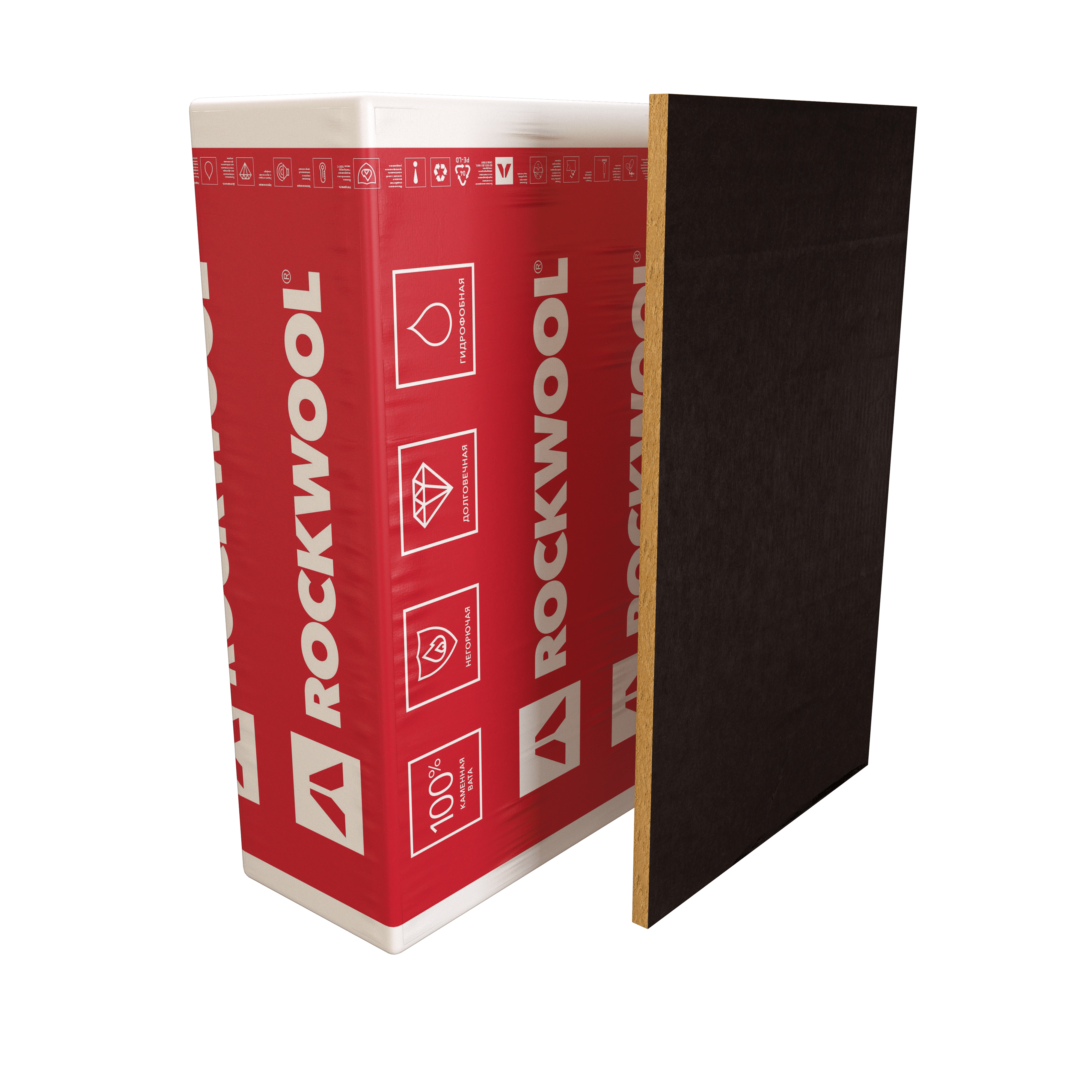 Package, Product, Iti, technical Insulation, Acoustics, Industrial batts 80