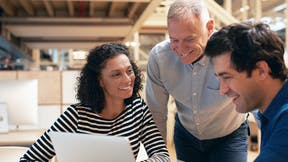 People, Working, Team