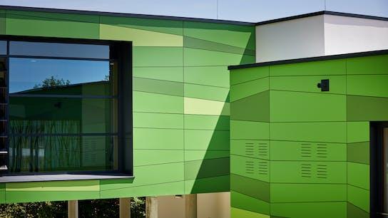 Betty-Greif school in Pfarrkirchen, Bavaria - Germany