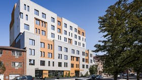Located in Corona, New York, the HANAC Corona Seniors Residence is the first seniors housing development in the United States to earn Passive House certification.