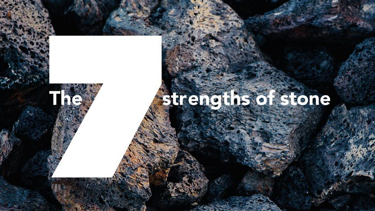 Seven Strengths/7 of Stone, Logo, Campaign, 7SS