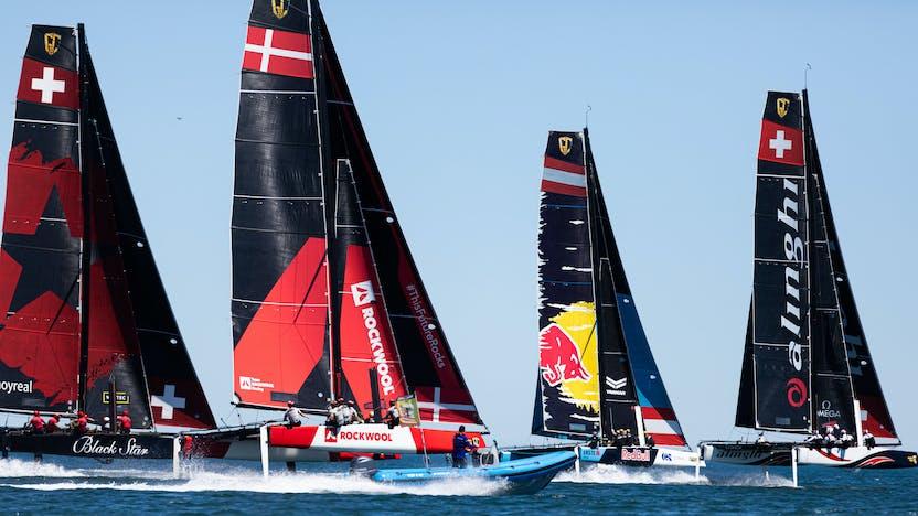 Team ROCKWOOL Racing, GC32, Denmark, Lagos