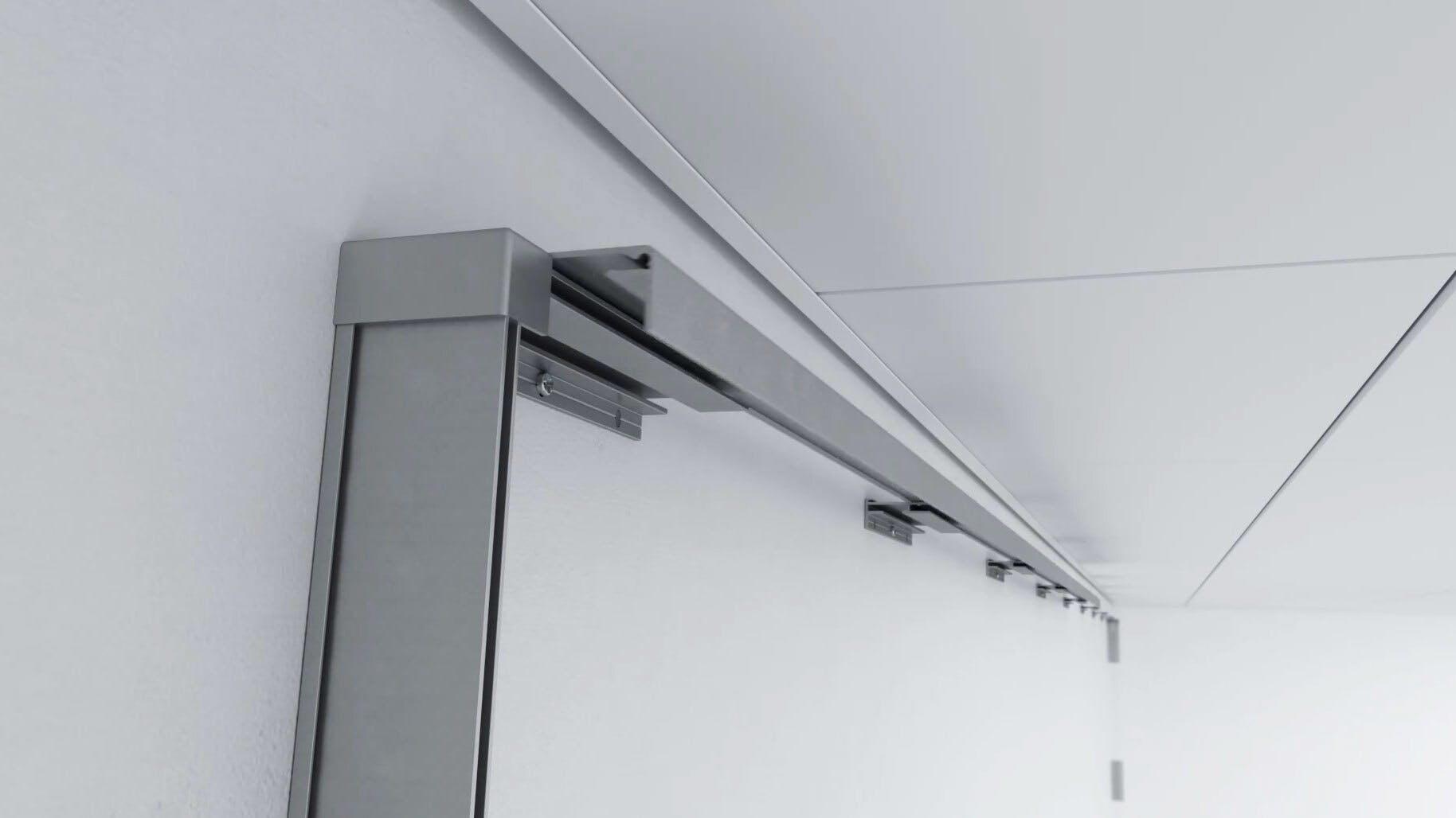 Video thumbnail, installation video, rockfon system vertiq c wall, wall panel system