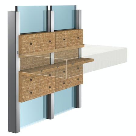 Fire, 02_Protección contra incendios_Muro Cortina Sistema CONLIT MC Curtain Wall System CONLIT MC