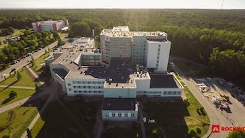 case study, jurininku ligonine, klaipeda, reference case, hospital, refurbishment,