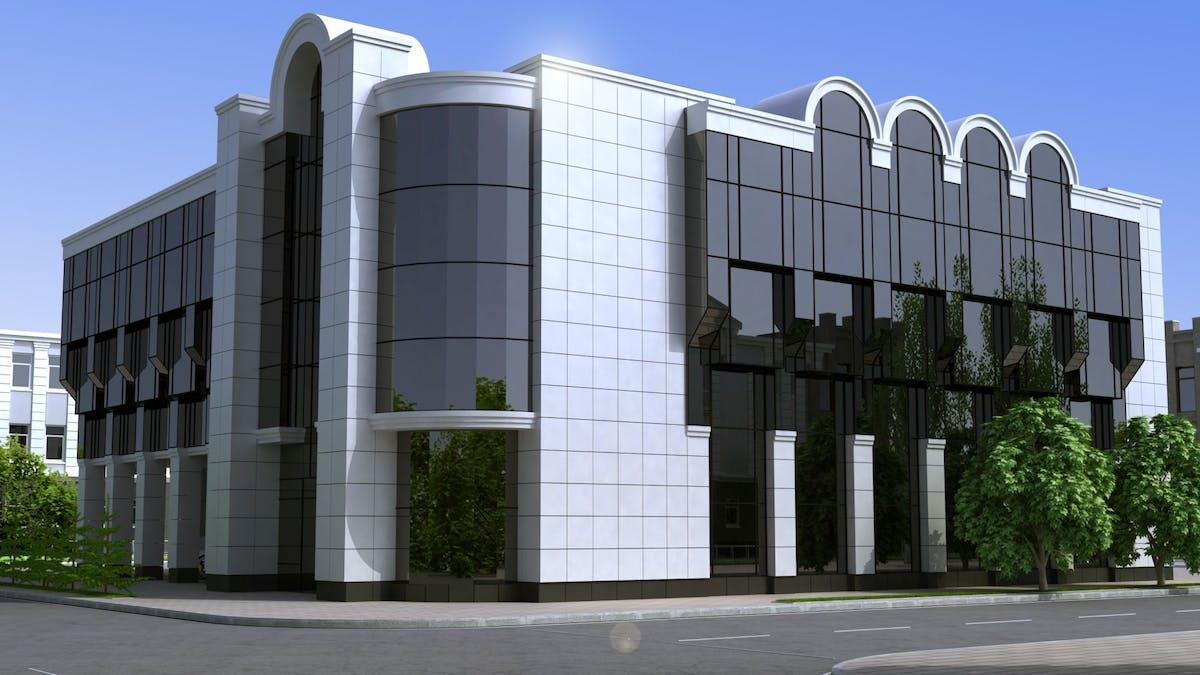 product header, venti max f, facade, house