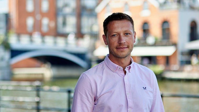 UK Rockfon Sales Team member - Chris Carr-Elliman