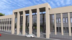 gymnastics center Ufa