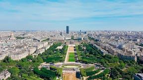 Paris, buildings, Annual Report 2019 cover, AR 2019