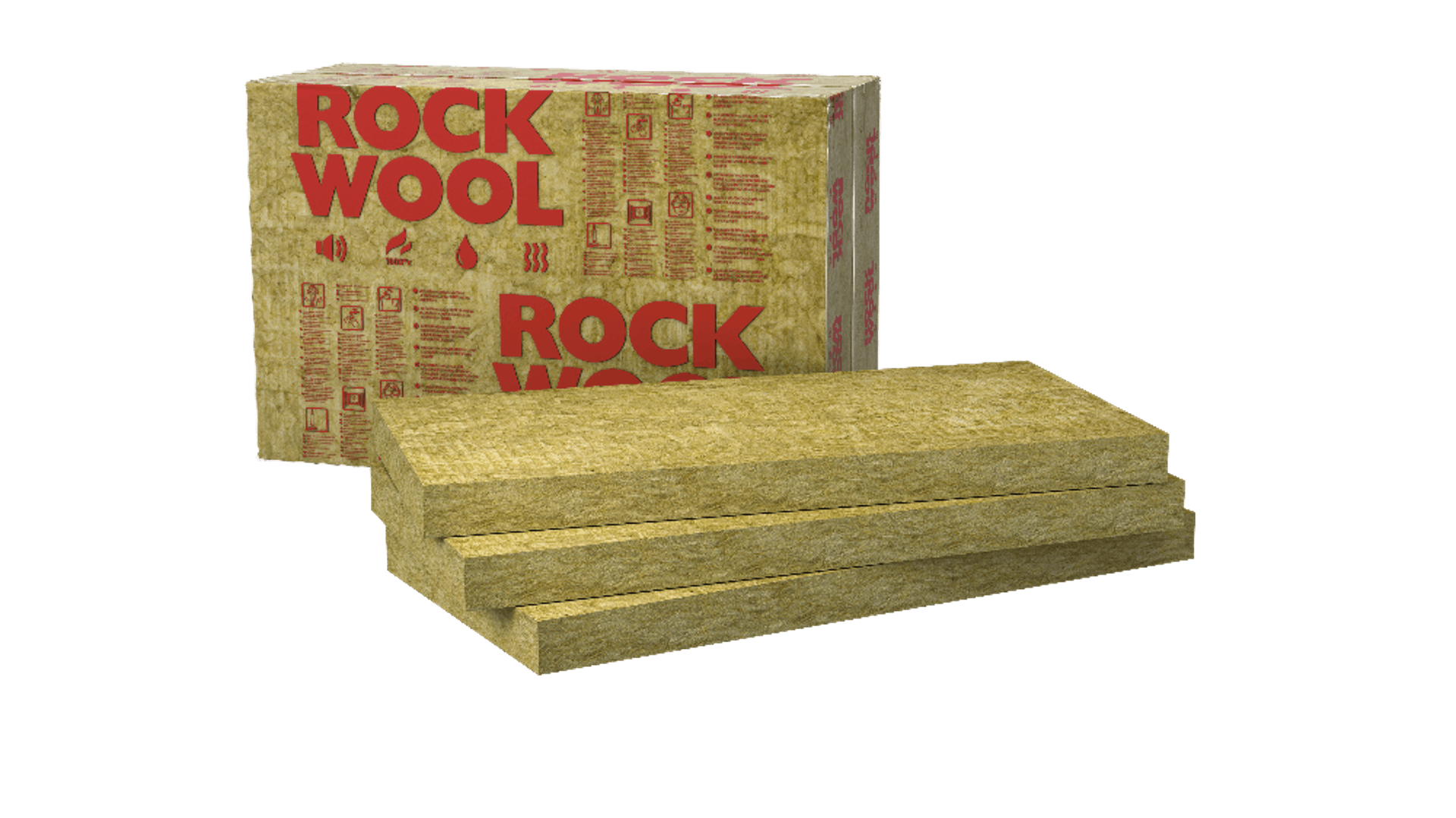UNIROCK, slabs, piched roof insulation, internal insulation, STALROCK