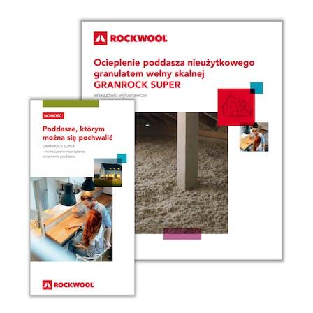 GRANROCK SUPER brochures HO Installer