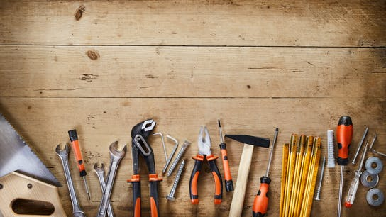 tools on table, renovation, installer search, germany
