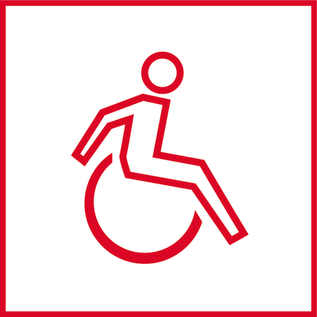 Disabled, Mobility, Accessibility Icon