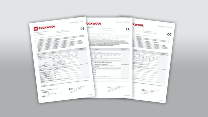 dop, declaration of performance, document, indutrial, marine, offshore