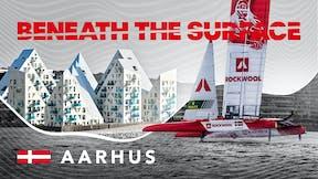 SailGP, Beneath the Surface of Aarhus, BTS, Circularity, YouTube Thumbnail