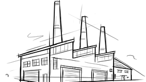 Factory - large png