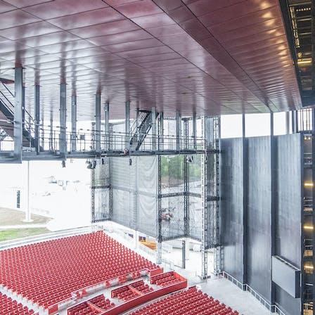 Amphitheatre Case Study, auditorium, outdoor, infrastructure, public