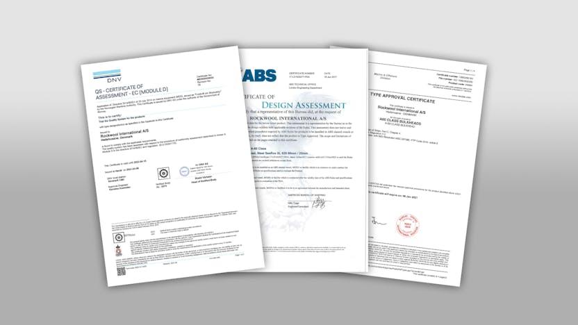 marine, offshore, certificates, industrial
