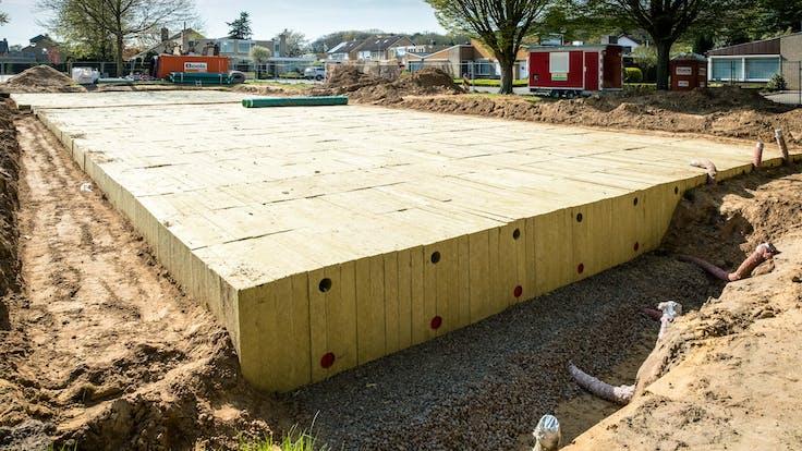 water management, reutsberg, case, Maasgouw, construction, solution, lapinus