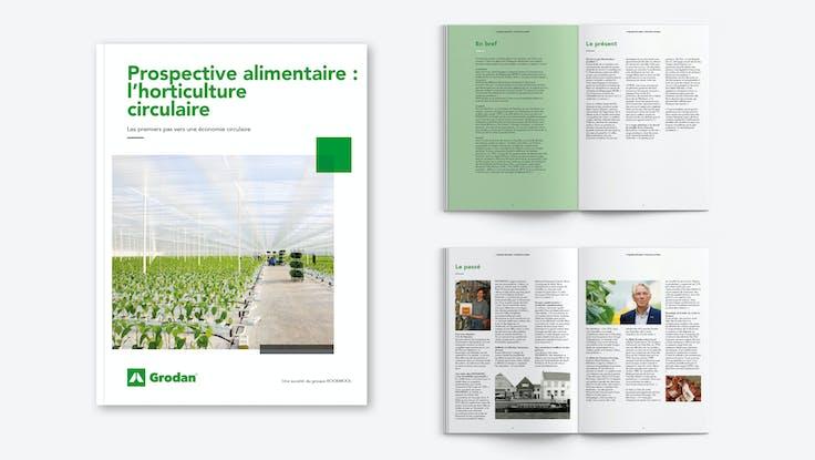 grodan, illustration, circular horticulture, FR