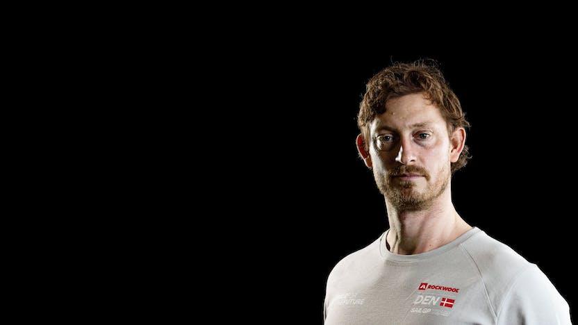 Martin Kirketerp, SailGP team, 2021, sailing, ROCKWOOL team
