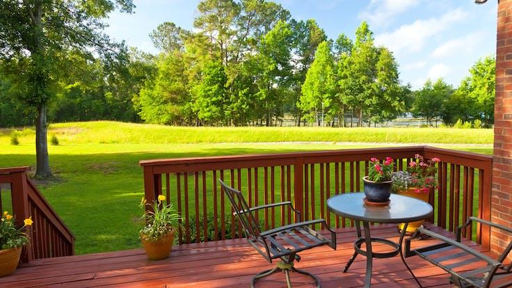 coatings, woodstain, garden, wood decking, lapinus