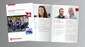 thumb, thumbnail, brochure, trainee, traineeship, apprenticeship, ausbildung, ausbildungsbroschüre azubibroschüre, azubi-broschüre, azubi broschüre, germany