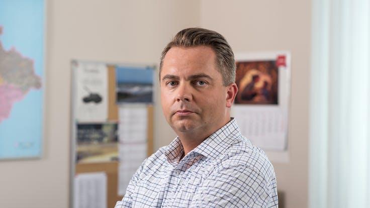 Łukasz Glapa, Lukasz Glapa, Marketing Director, Poland, Management Board Member,